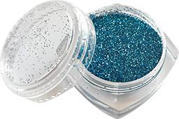 Bizánci kék (élénkebb) csillámpor  (5 ml) - (B0713)