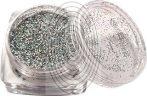 Szivárványos ezüst csillámpor (5 ml) - (HT37 - LB100)