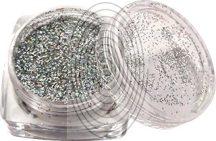 Szivárványos ezüst csillámpor (HT37 - LB100)