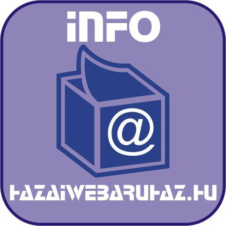Névjegykártya - fehér alapon színes - Hazai webáruház c9ae69719f