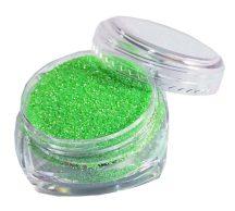 Neon zöld csillámpor - világosabb (S0501)
