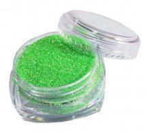 Neon zöld csillámpor (5 ml) - világosabb (S0501)