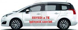 EGYEDI - autómatrica, autódekor