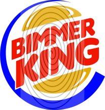 Bimmerking (3 színű) - autómatrica, autódekor