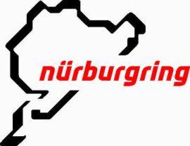 Nürburgring - autómatrica, autódekor - 2 színnel