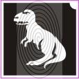 T-rex - dinó (csss0018)
