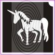 Egyszarvú ló (csss0021)