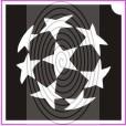 Bajnokok ligája logo (csss0046)