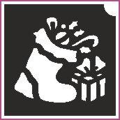 Mikulás csizma (csss0064)