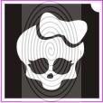 Mounster High, koponya masnival (csss0068)
