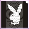 Playboy nyuszi (csss0091)