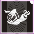 Turbo csiga (csss0149)