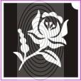 Kalocsai virágminta 1 (csss0174)