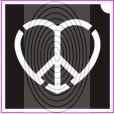 Béke és szív (csss0191)