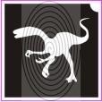 Velociraptor - dinó (csss0233)