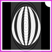Csíkos tojás (csss0443)