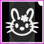 Hello Kitty nyuszi (csss0446)