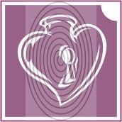 Szív lakat (csss0474)