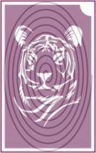 Tigris fej (csss0504)