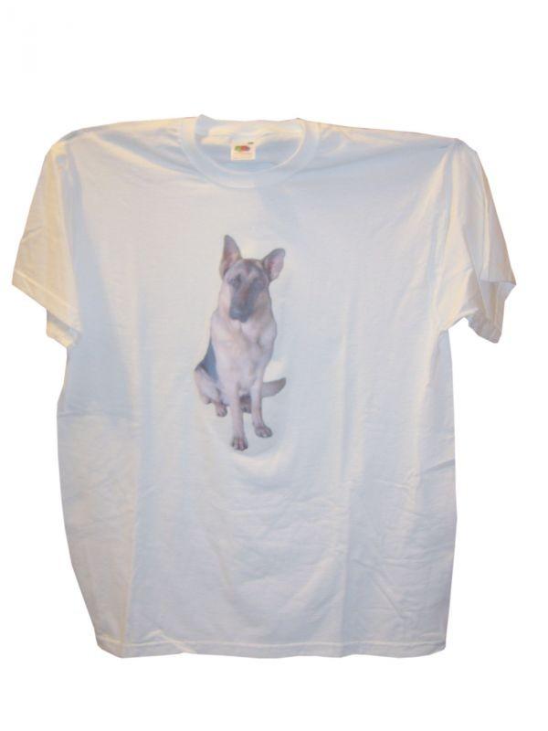 e03219cb5a Egyedi fényképes FEHÉR felnőtt pamut póló, kerek nyakú - 1 képpel ...