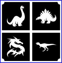 Dinók, sárkány (css_mini4_0020)