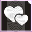 Páros szív (csss0020)