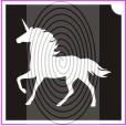 Unicornis, egyszarvú (csss0217)