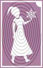 Lány hópihével 1 (csss0468)