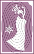 Lány hópihével 2 (csss0469)