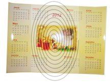 Egyedi fényképes naptár - A/4